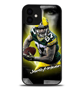 Jordy Nelson Green Bay Packers A0894 iPhone 12 Case