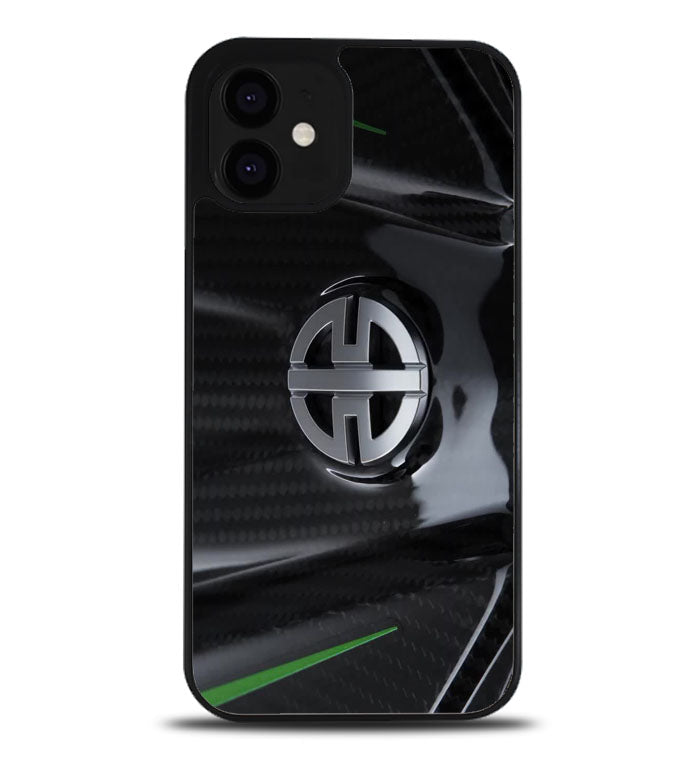 Kawasaki Ninja H2R A0983 iPhone 12 Case