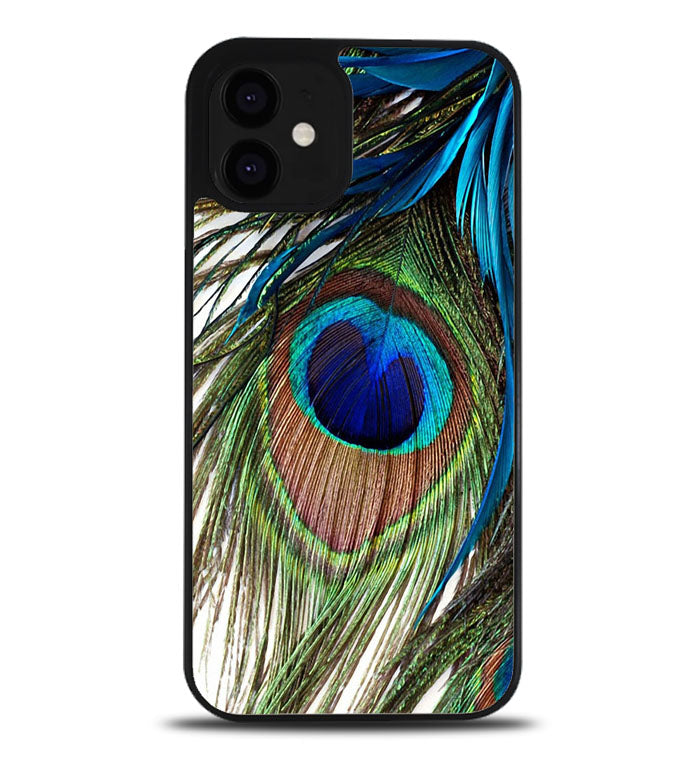 Peacock Tiffany A0957 iPhone 12 Case