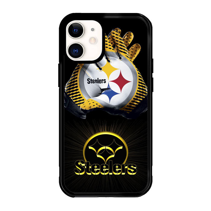 Pittsburgh Steelers Gold X6164 iPhone 12 Mini Case