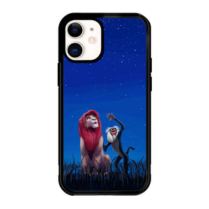 Lion King stars X0256 iPhone 12 Mini Case