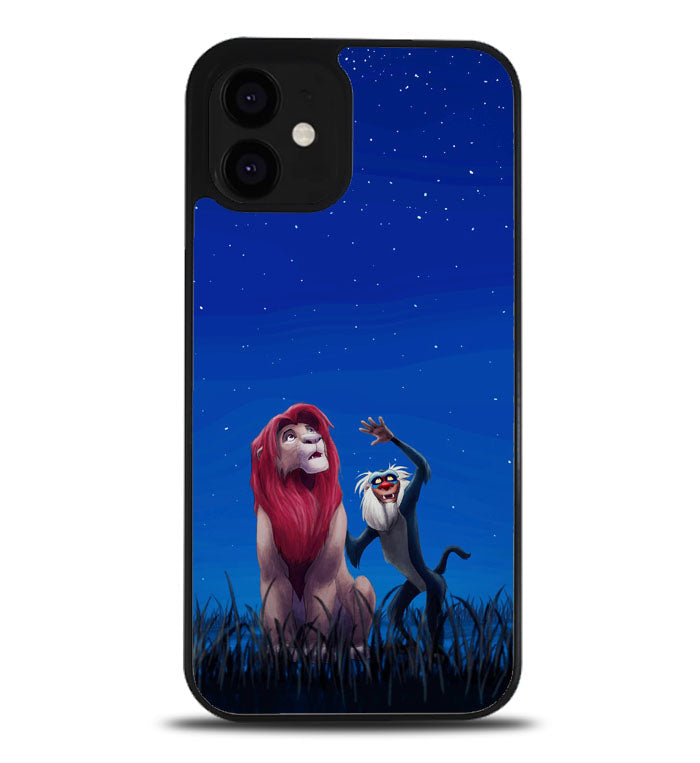Lion King stars A1010 iPhone 12 Case
