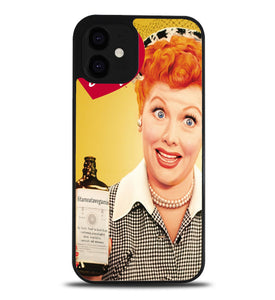 I Love Lucy A1012 iPhone 12 Case