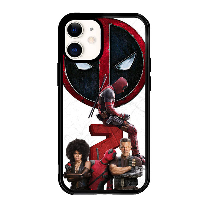 Deadpool 2 X8014 iPhone 12 Mini Case