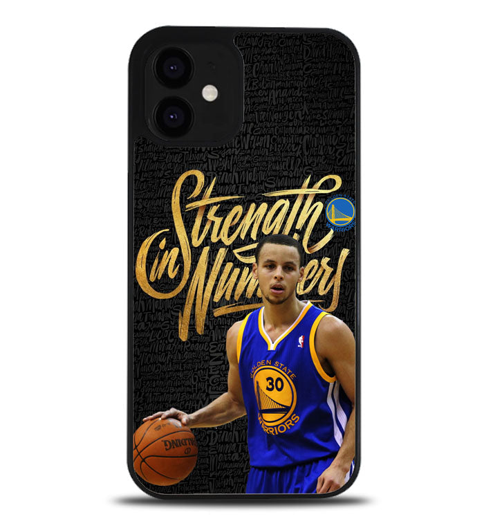 Golden State Warriors A1050 iPhone 12 Case