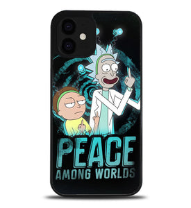 Rick and Morty A1070 iPhone 12 Case