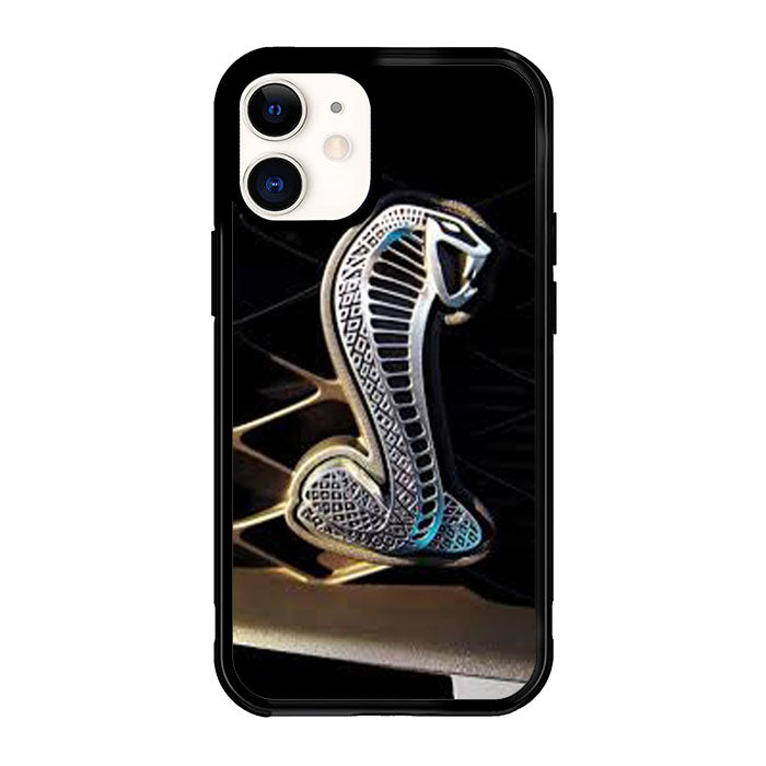 Shelby GT500 Logo X8058 iPhone 12 Mini Case