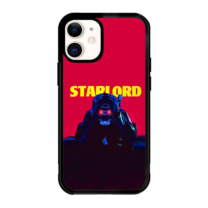 Star lord Red X8071 iPhone 12 Mini Case