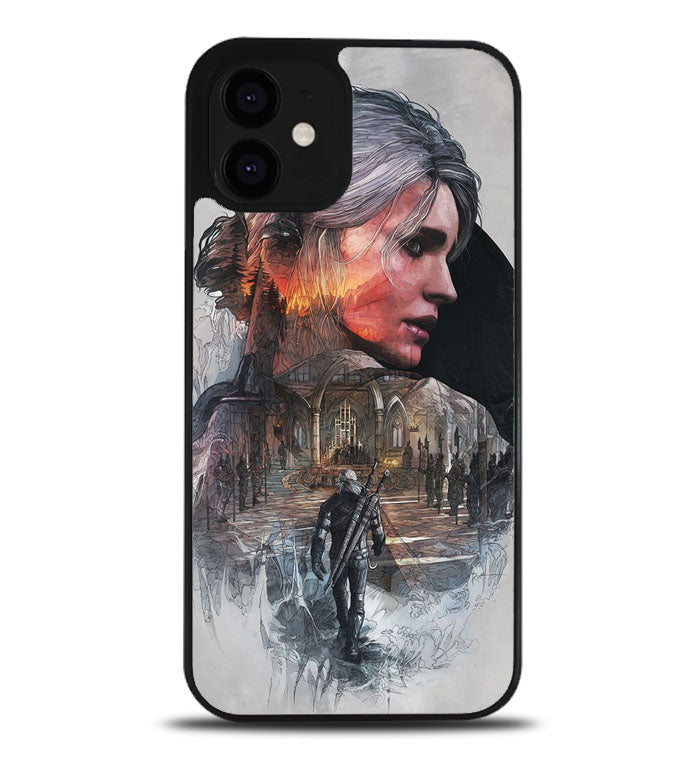 The Witcher 3 Wild Hunt A1083 iPhone 12 Case
