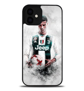 Ronaldo Juventus A1072 iPhone 12 Case