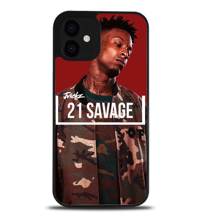 21 Savage A1087 iPhone 12 Case
