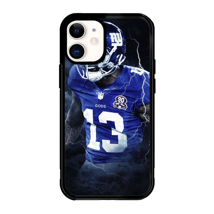 Odell Beckham Jr X8600 iPhone 12 Mini Case