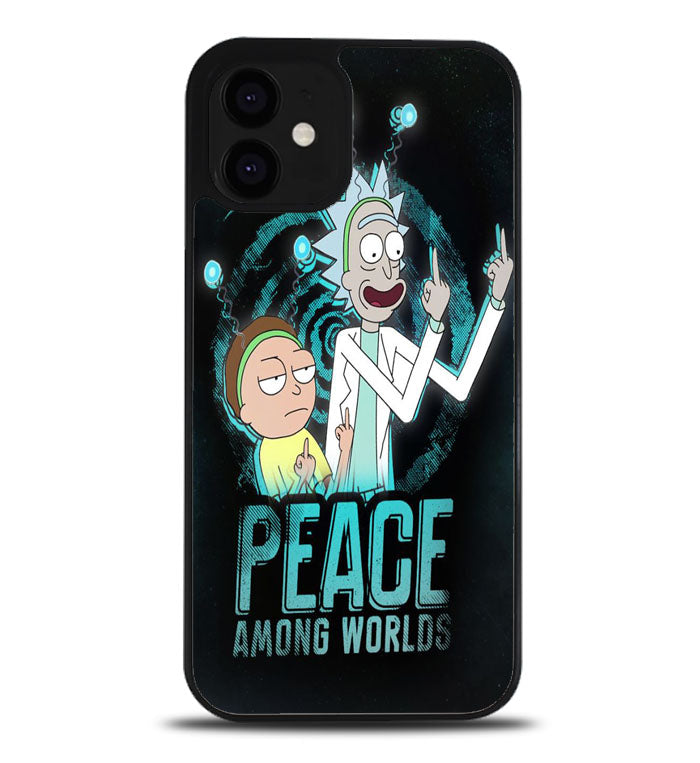 Rick And Morty A1092 iPhone 12 Case