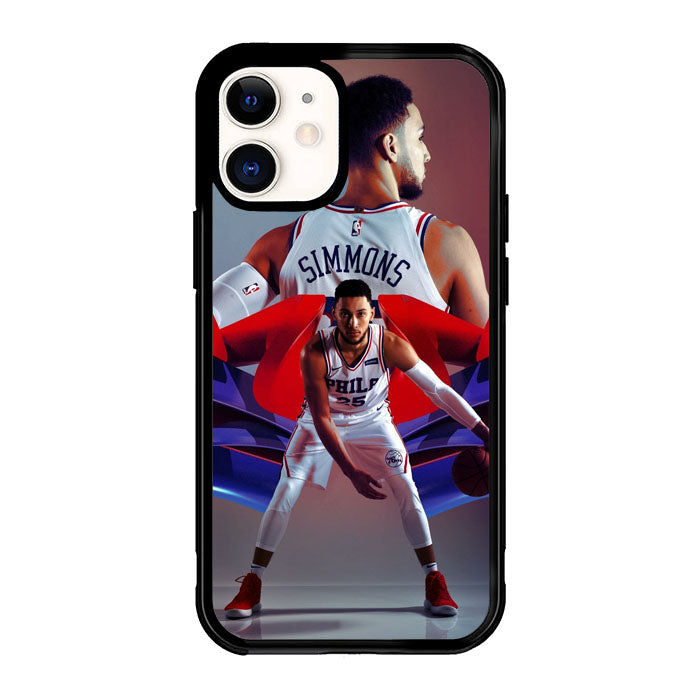 Ben Simmons wallpaper X8645 iPhone 12 Mini Case