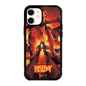 Hellboy Poster X8634 iPhone 12 Mini Case