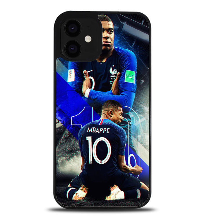 Kylian Mbappe A1107 iPhone 12 Case