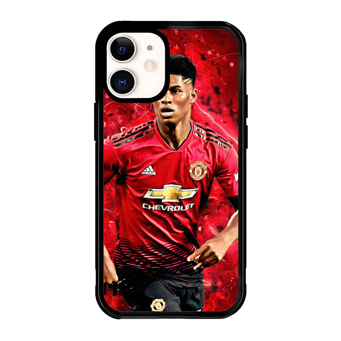 Marcus Rashford X8691 iPhone 12 Mini Case