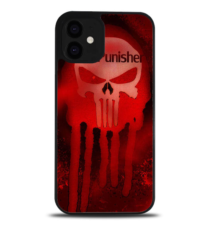 The Punisher A1128 iPhone 12 Case