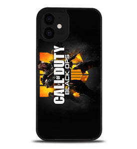 call of duty black ops 4 A1132 iPhone 12 Case