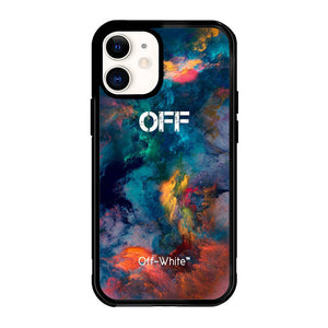 off white X8904 iPhone 12 Mini Case