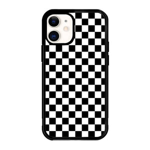 Vans Black And White X8902 iPhone 12 Mini Case
