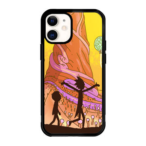 Rick and Morty X8964 iPhone 12 Mini Case