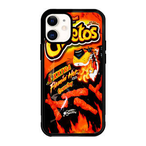 Cheetos Hot Crunchy X8962 iPhone 12 Mini Case
