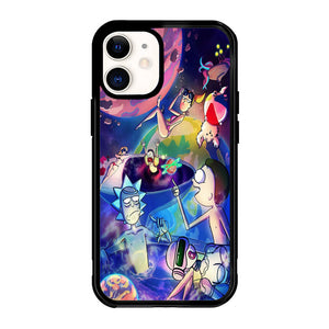 Rick and Morty X9014 iPhone 12 Mini Case