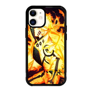 Uzumaki Naruto Kyuubi X9009 iPhone 12 Mini Case