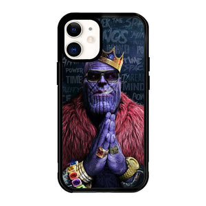 Avengers Thanos X9275 iPhone 12 Mini Case