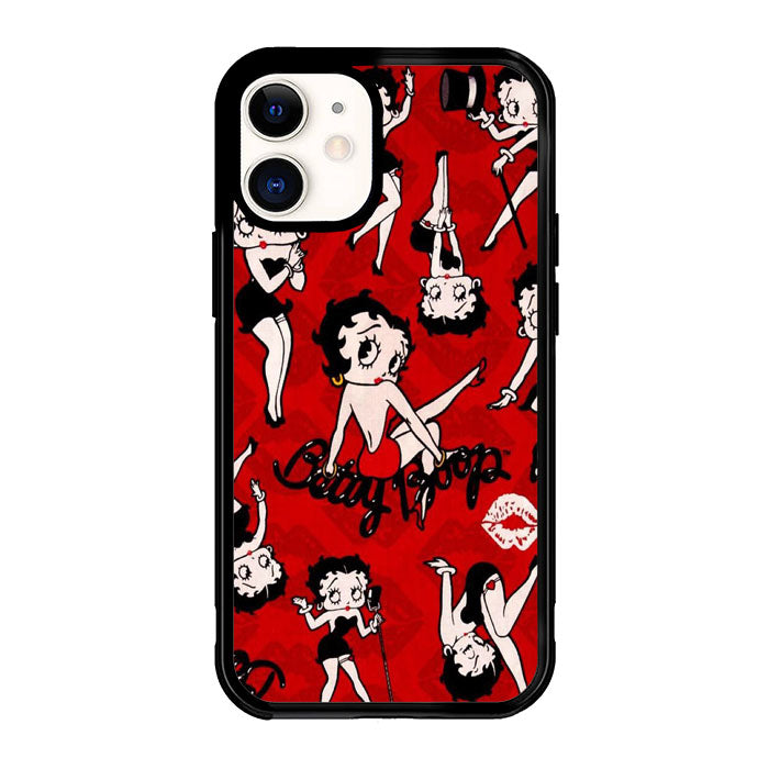 betty boop X9279 iPhone 12 Mini Case