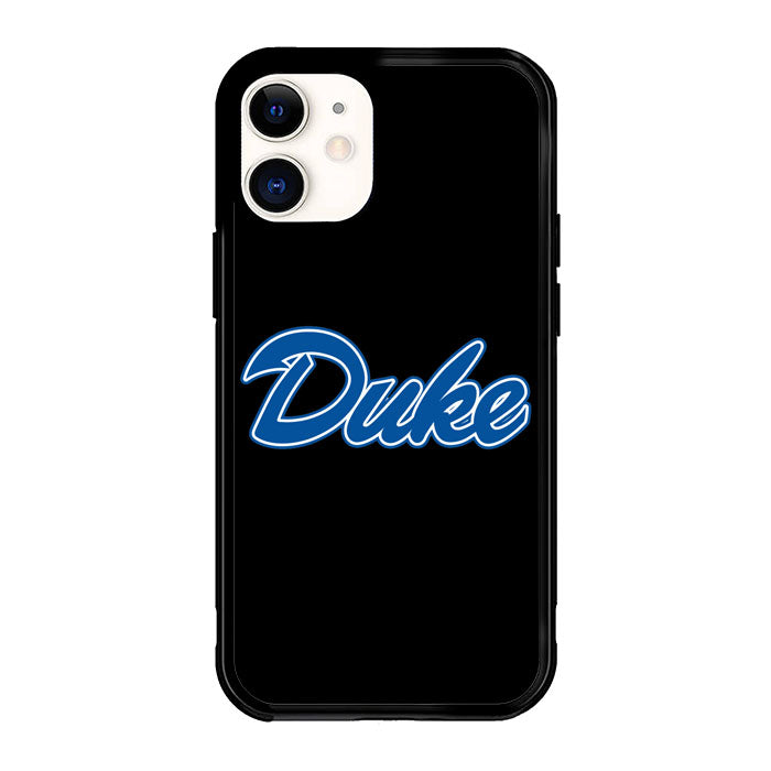 Duke University Logo X9350 iPhone 12 Mini Case