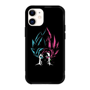 Goku blue rose X9337 iPhone 12 Mini Case