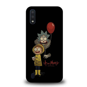 It Rick And Morty A1346 Samsung Galaxy A01 Case