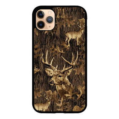deer hunting A3365 iPhone 11 Pro Max Case