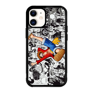 Monkey D Luffy E0383 iPhone 12 Mini Case