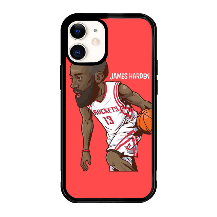 James Harden basketball Sport Houston Rockets E0856 iPhone 12 Mini Case