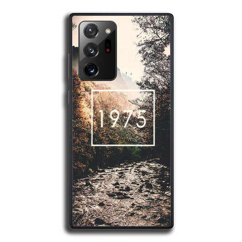 1975 Cover Band A0125 Samsung Galaxy Note 20 Ultra 5G Case