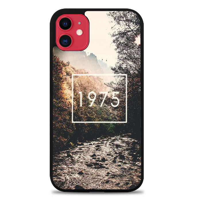 1975 Cover Band A0125 iPhone 11 Case