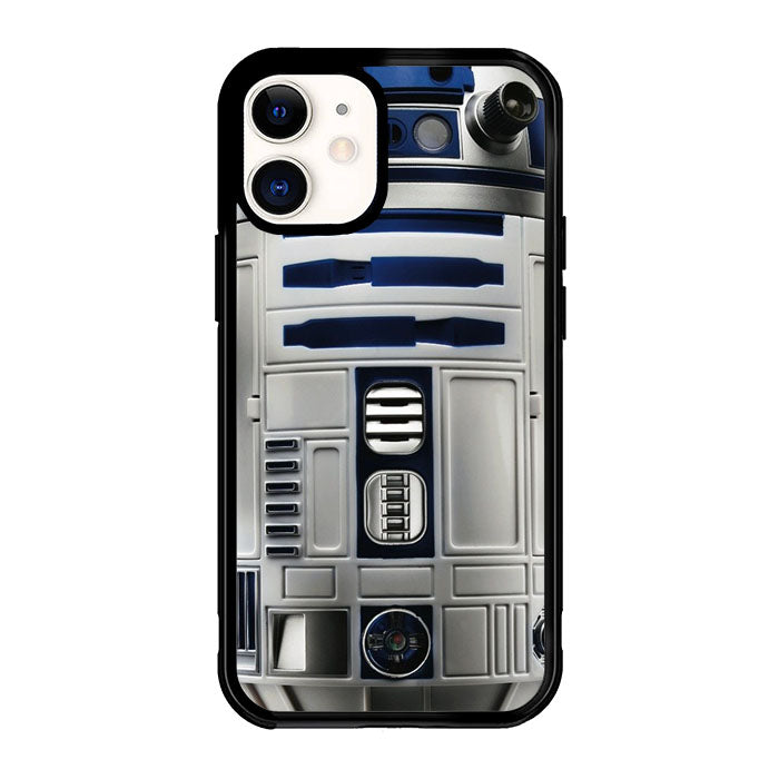 Blue R2d2 Star Wars E1217 iPhone 12 Mini Case