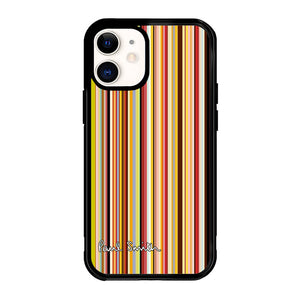 Paul Smith Signature Stripe E1604 iPhone 12 Mini Case