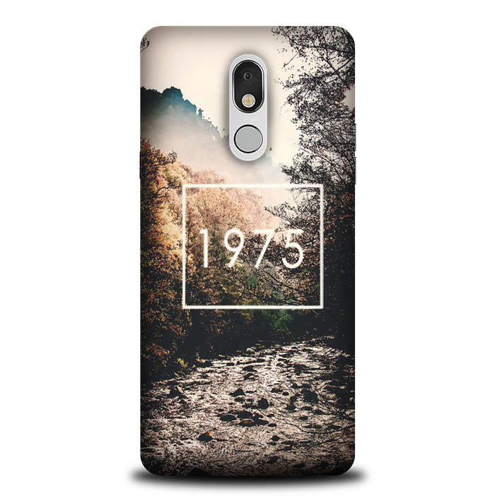 1975 Cover Band A0125 LG Stylo 5 , Lg Stylo 5 Plus , Lg Stylo 5V Case