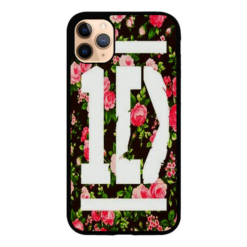 1D One Direction Floral A4152 iPhone 11 Pro Max Case