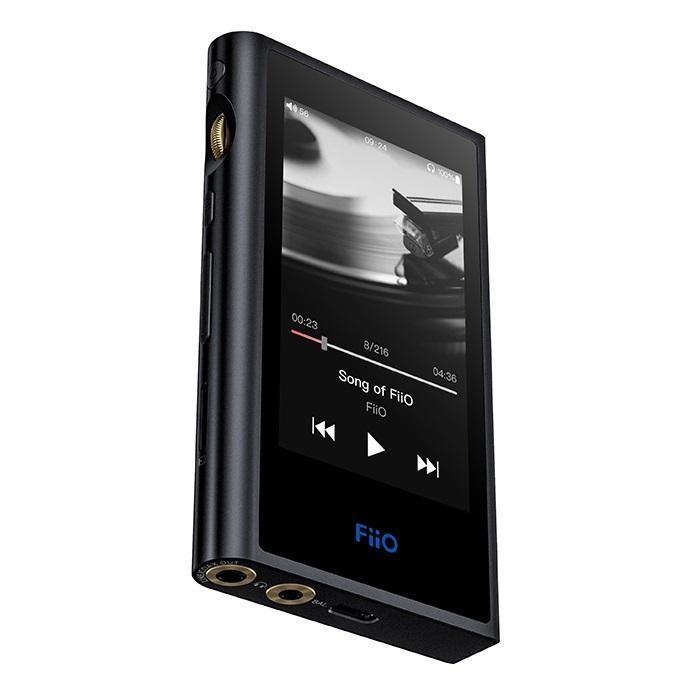 FiiO M9 Portable High-Resolution Audio Player