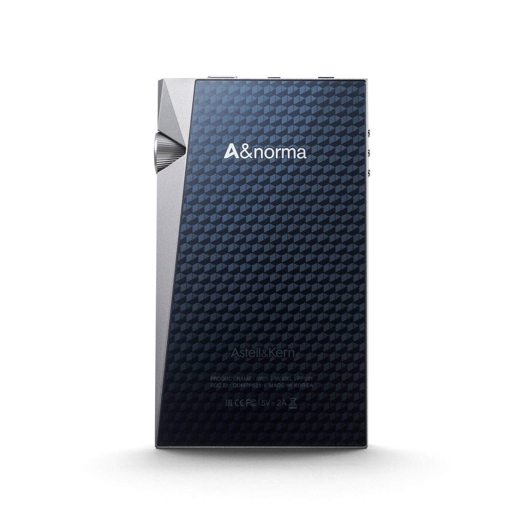 Astell & Kern A&norma SR25 Digital Audio Player Silver