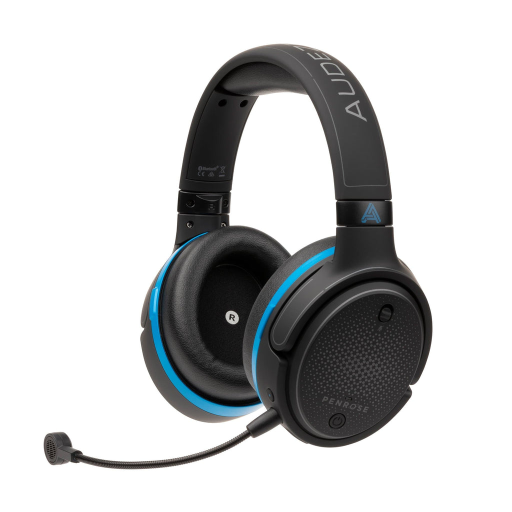 Audeze Penrose Wireless Gaming Headphones Blue