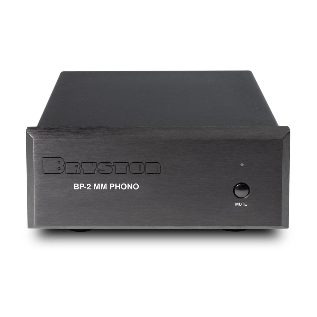 Bryston BP-2 Phono Pre-Amplifier MM Phono Black