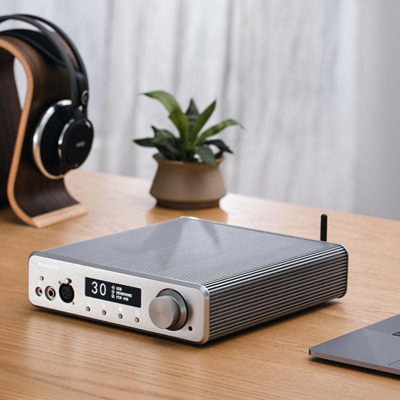 Burson Conductor 3X Reference Headphone Amplifier & DAC