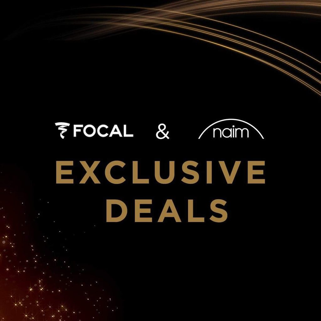 Focal Aria 926 & Naim Uniti Star Bundle