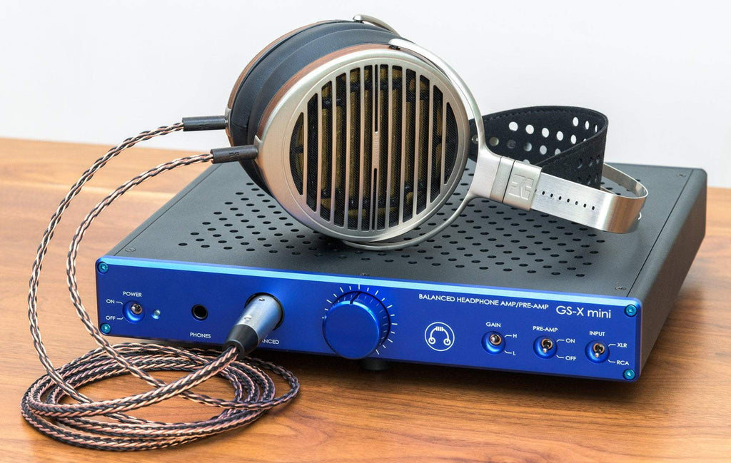 HeadAmp GS-X mini Balanced Headphone Amp with DACT